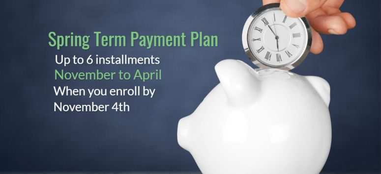 Your Monthly Payment Option